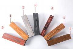 广州森美木纹漆14款标准色发布