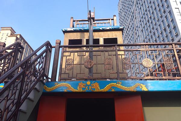 湖北武汉洪山区长航蓝晶国际广场