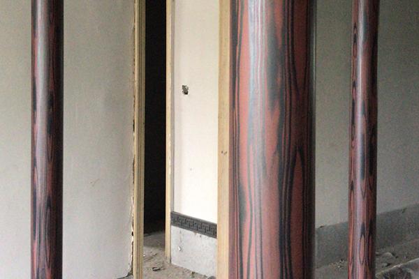 杭州市余杭区东湖北路92号镀锌圆柱项目
